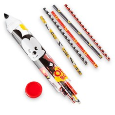 Back to School Supplies Disney Store Products Mickey Mouse MXYZ Pencil Set