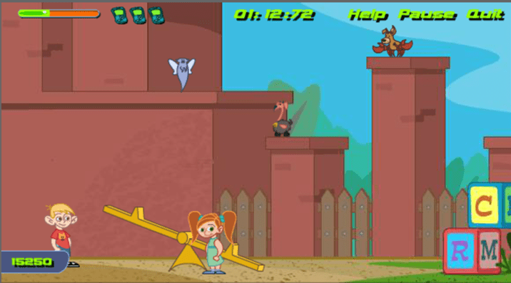 Disney Channel Online Game Kim Possible A Stitch in Time