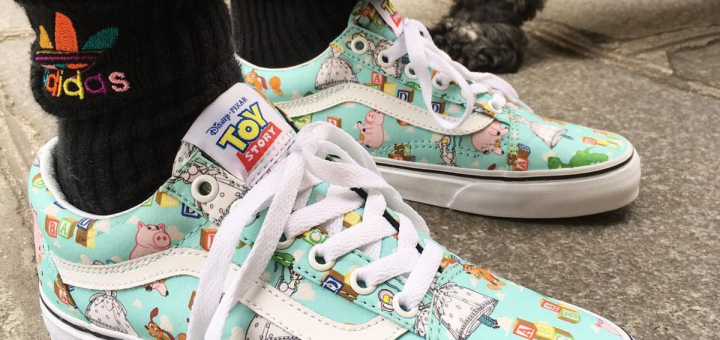 Vans Toy Story Shoes