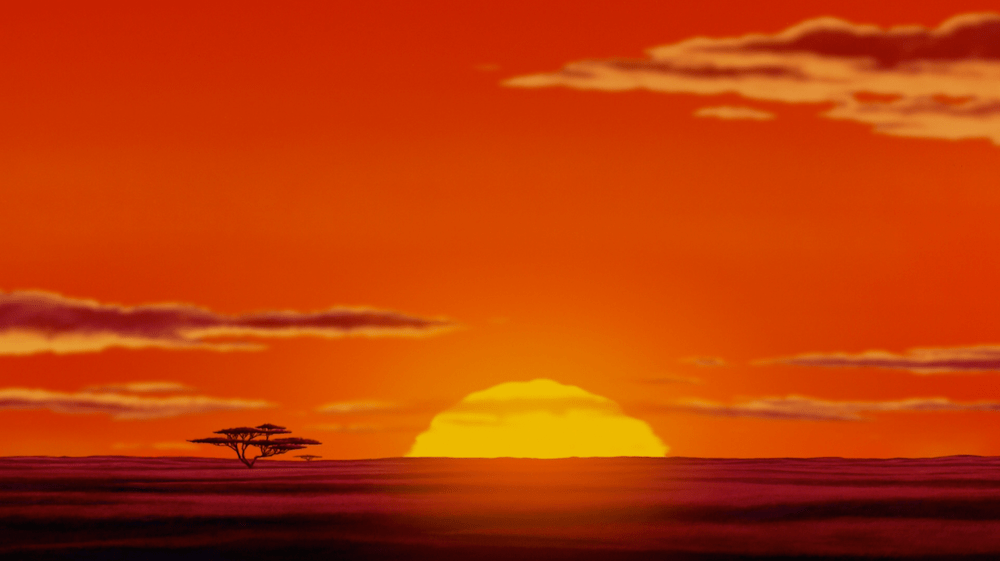 Lion King Circle Of Life Sunrise Disneyexaminer