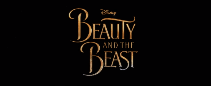 Beauty and the Beast Live Action Logo