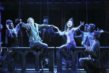 The Hunchback of Notre Dame La Mirada Theatre for the Performing Arts Quasimodo Esmeralda