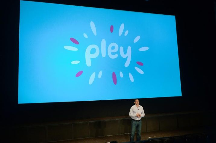 Disney Accelerator Demo Day Pley