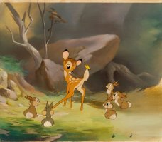 The Walt Disney Film Archives: The Animated Movies 1921 – 1968 TASCHEN Bambi Bunnies Rabbits