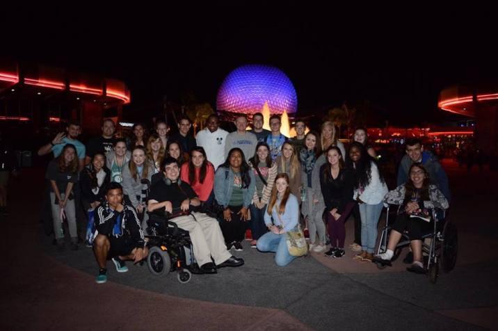 Disney Parks LifeGroup Bible Study Faith Group Walt Disney World Epcot