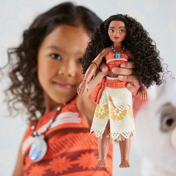 Disney Holiday Season Shopping Black Friday Gift Ideas 2016 Moana Classic Doll