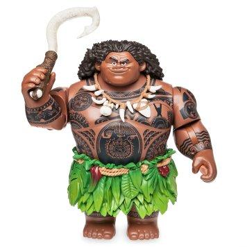 Disney Holiday Season Shopping Black Friday Gift Ideas 2016 Talking Maui Action Figure