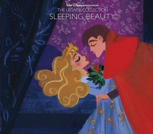 Disney The Legacy Collection Sleeping Beauty Aurora Phillip Walt Disney Records Music Cover