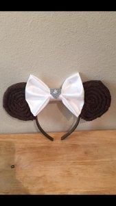 Princess Leia Star Wars Minnie Mouse Customizable Handmande DIY Ears Etsy TinksTrinketsnCrafts