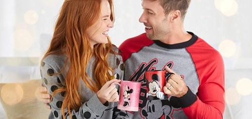 Disney Store Couple Pajamas Mugs Gift Ideas Grown Ups