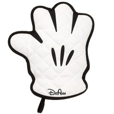 Mickey Mouse Oven Glove Potholder Personalizable Gift Ideas Grown Ups