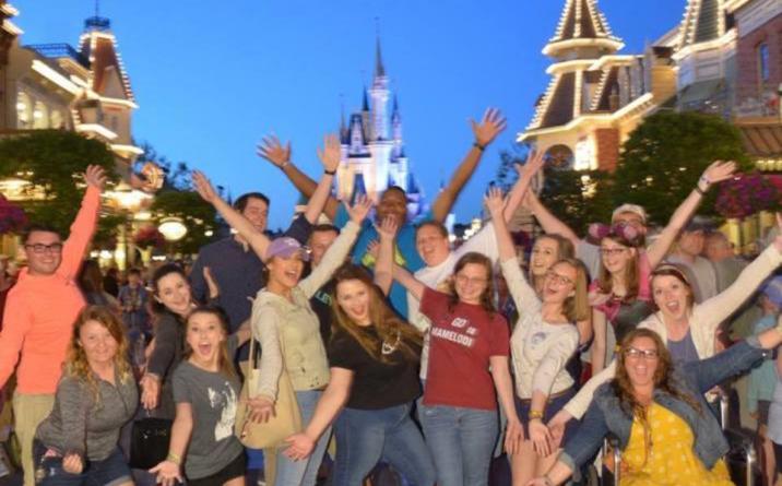Disney Parks LifeGroup Bible Study Faith Group Walt Disney World Magic Kingdom