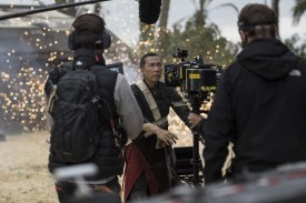 Star Wars Rogue One Review DisneyExaminer Donnie Yen Chirrut Imwe