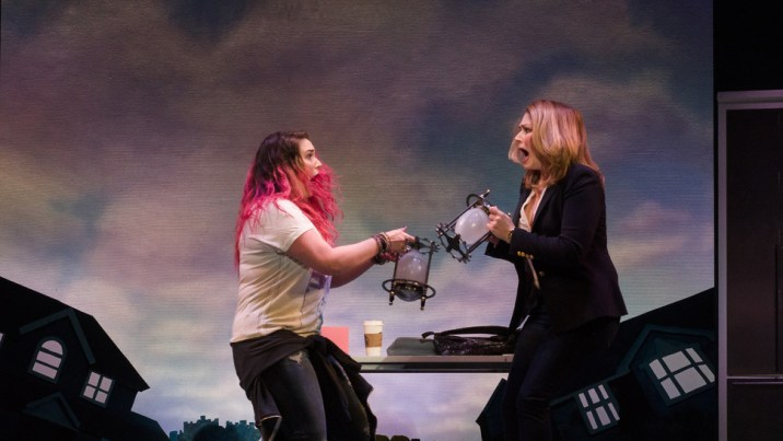 Freaky Friday Musical La Jolla Playhouse 4