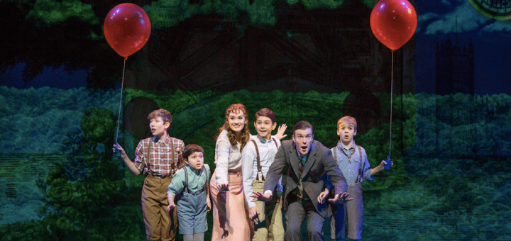 "Finding Neverland"" is beautifully mature musical that Disney didn't"