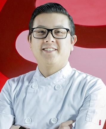 Michael Pham Anchor Hitch Chef OC Chef's Table Portrait