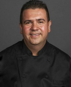 Omar Gonzalez Nick's Restaurant Chef OC Chef's Table Portrait