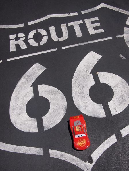 Route 66 Intersection