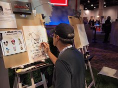Disney Character Sketching D23 Expo 2017 DisneyExaminer
