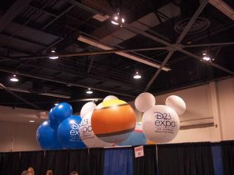 Fan Parade Balloons D23 Expo 2017 DisneyExaminer