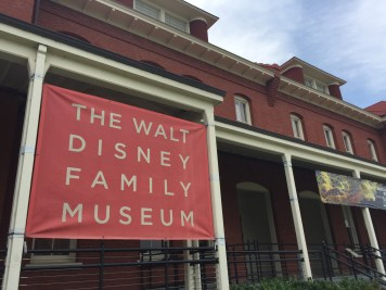 Walt Disney Family Museum San Francisco Eyvind Earle Andreas Deja