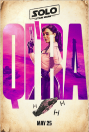 Solo A Star Wars Story Emilia Clarke Qi'ra
