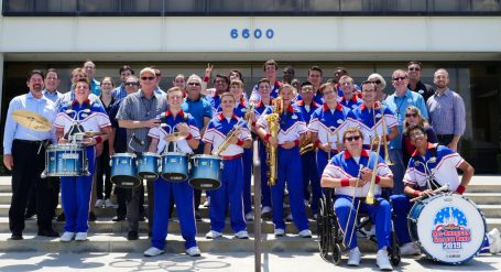 Yamaha Disneyland Partnership Feature DisneyExaminer All American College Band