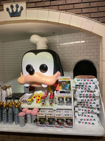 Funko Hollywood DisneyExaminer Visit Goofy