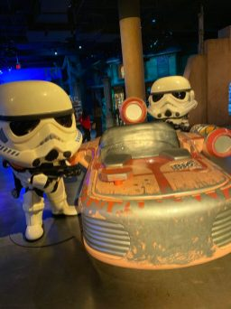 Funko Hollywood DisneyExaminer Visit Stormtroopers Star Wars