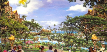 Disney Resort at Ko Olina Hawaii