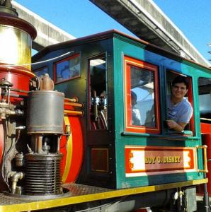 Train Tours Disney World