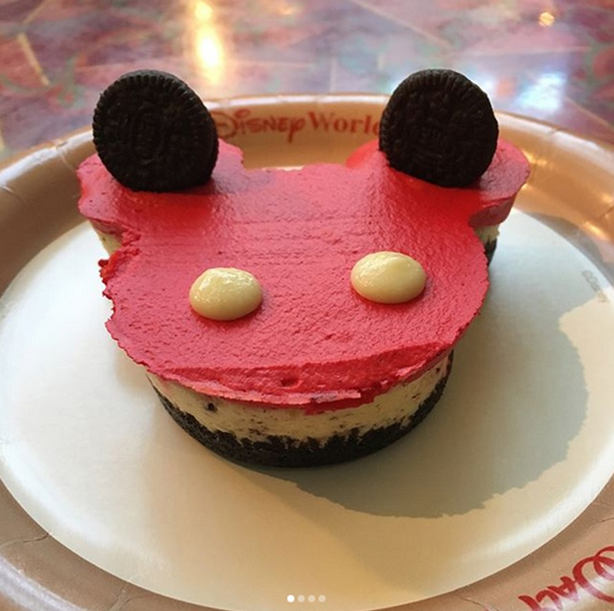 mickey-cheesecake