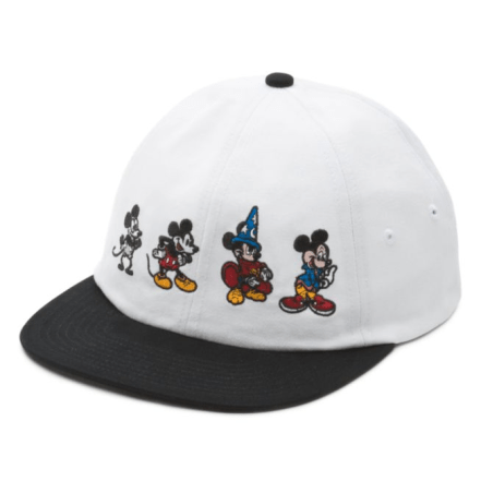Disney x Vans Mickey Mouse's 90th Jockey Hat $32.00USD