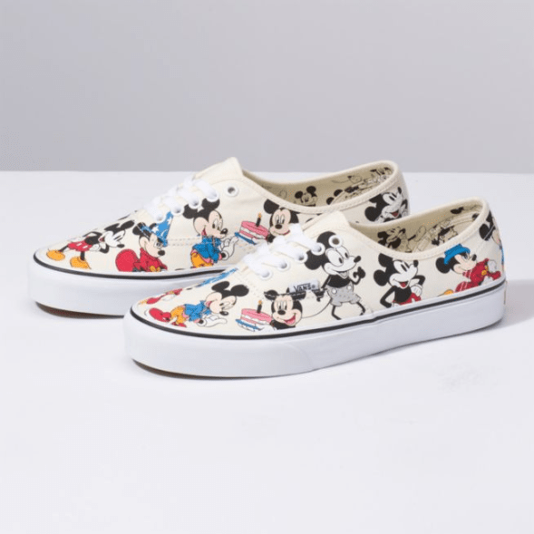 Disney x Vans Authentic $65.00USD