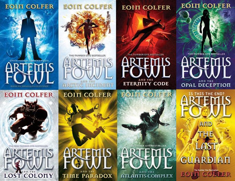 artemis-fowl-books