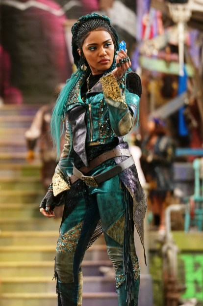 DESCENDANTS 3 - Coverage. (Disney Channel/David Bukach) CHINA ANNE MCCLAIN