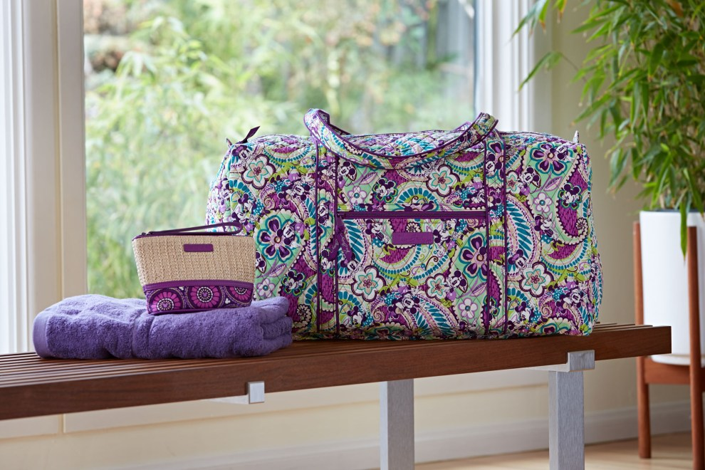 New Disney Parks Collection by Vera Bradley for Spring 2016 e9016c538a