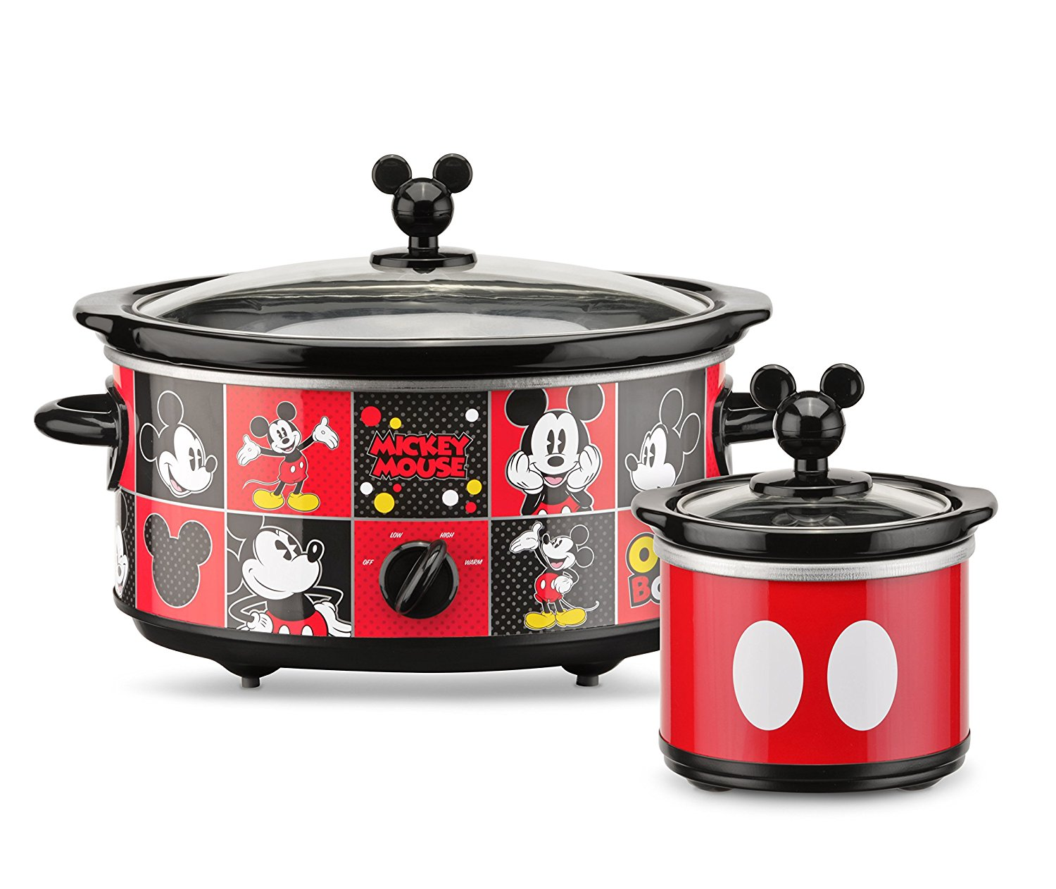 Disney Discovery Mickey Slow Cooker