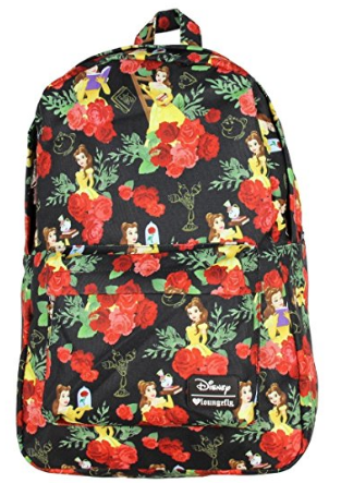 Disney Discovery- Belle Floral Backpack