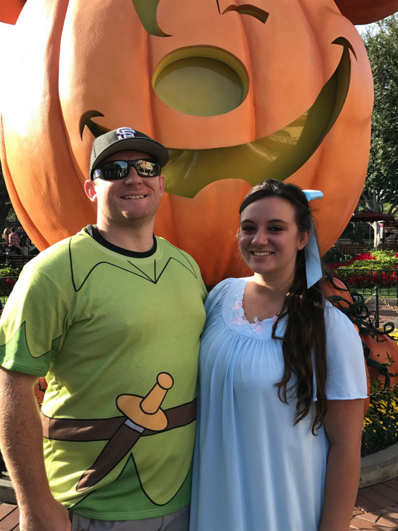 Disney Halloween Shirt Ideas.Couples Costume Tee Shirt Ideas Great For Halloween At Disney