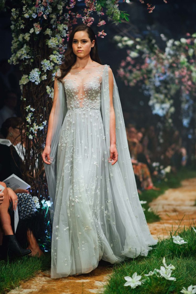 New Paul Vasileff Couture Disney Gown Collection Runway Show
