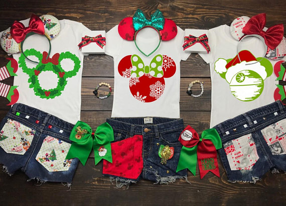 disney christmas shirts for the whole family have never looked better - Disney Christmas Shirts