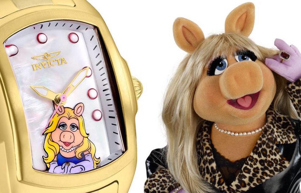 Miss Piggy Watch