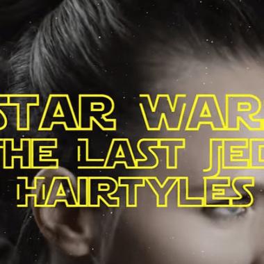 Star Wars Inspired Hair Tutorials