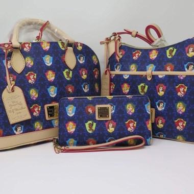 Princess Half Marathon Dooney & Bourke Bags