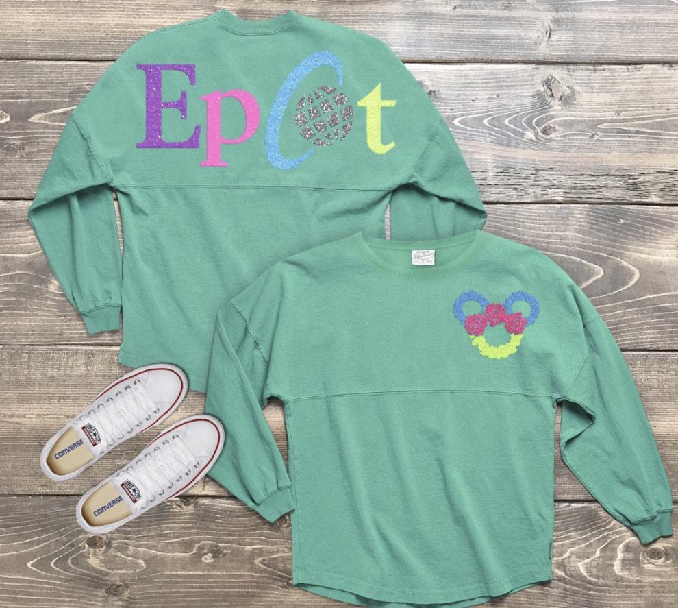 spring into style with a flower and garden inspired spirit jersey