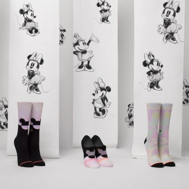 Stance Minnie Mouse Sock Collection