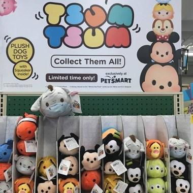 Tsum Tsum Dog Toys