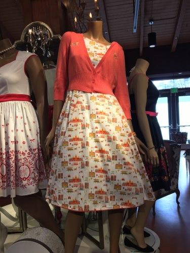 main street usa dress