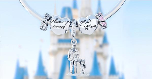 d5d37df6e The New Disney Parks Pandora Spring 2018 Collection
